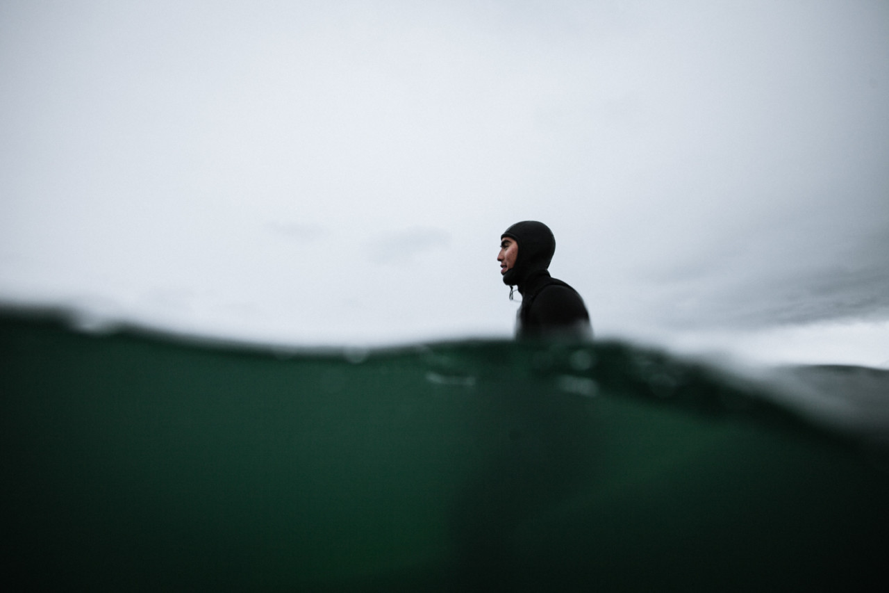 CEDRIC SCHANZE Surfing Iceland
