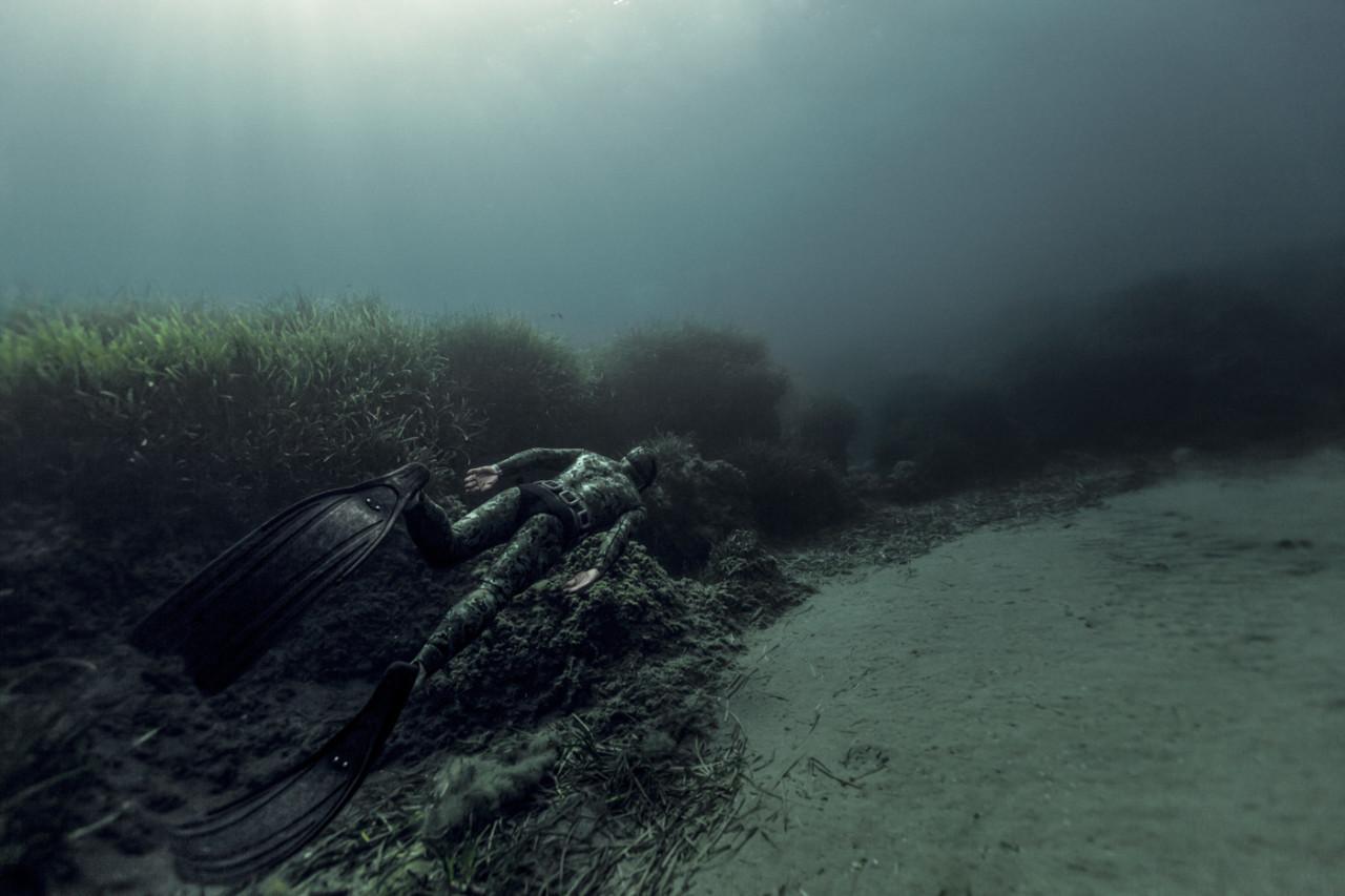 CEDRIC SCHANZE Underwater