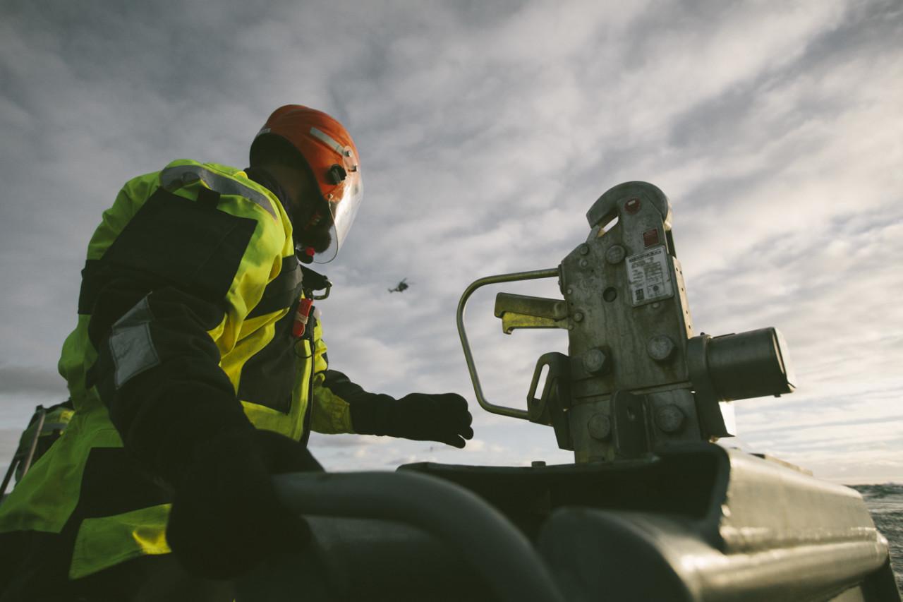 CEDRIC SCHANZE Coastguards Iceland
