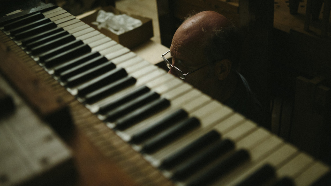 CEDRIC SCHANZE The Organ