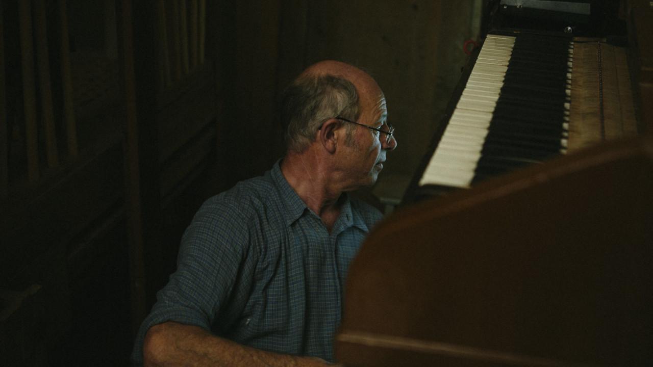 CEDRIC SCHANZE The Organ